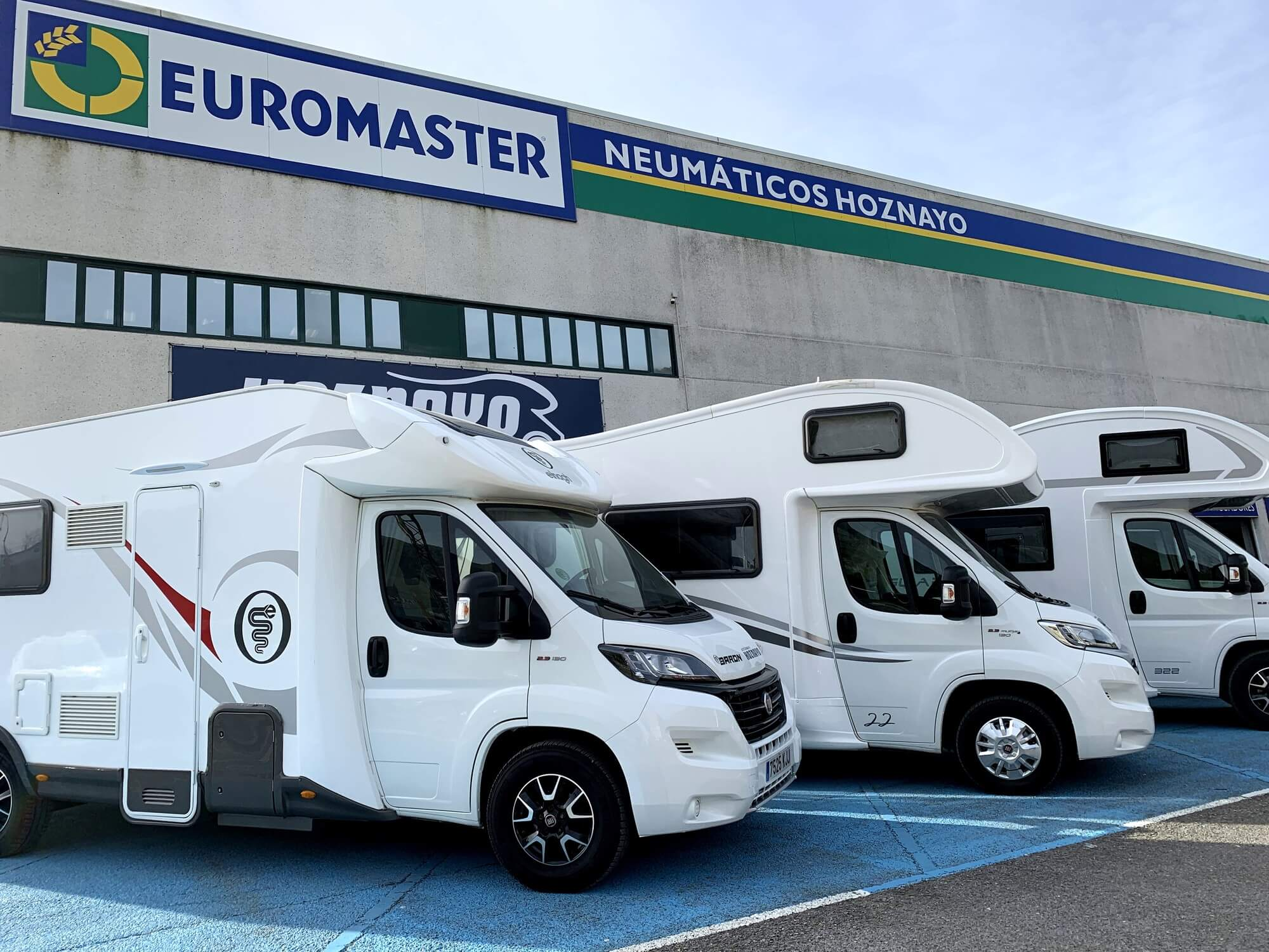 Alquilar caravanas baratas Burgos